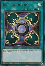 Yu-Gi-Oh: RING OF DEFENSE - LCKC-EN033 - Ultra Rare Card - 1st Edition