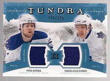 2011-12 UD Artifacts Hockey Tundra Tandems #TT2-KK #170/225 Kessel Kulemin
