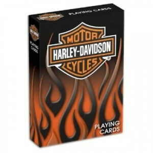 Bicycle Harley Davidson Deck Playing Cards. Brand New