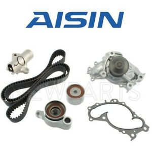 For Lexus ES300 Toyota Camry Engine Timing Belt Kit with Water Pump Aisin TKT026