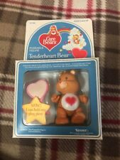 New Kenner Care Bears Tenderheart Bear With Caring Heart Mirror Poseable Figure