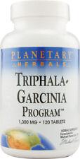 Triphala-Garcinia Program, Planetary Herbals, 60 tablet