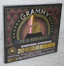 V.A 2015 GRAMMY NOMINEES Taiwan CD w/BOX (TAYLOR SWIFT ED SHEERAN SIA)