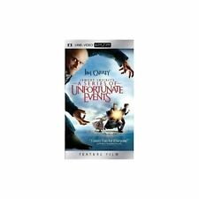Lemony Snicket's A Series Of Unfortunate Events UMD For PSP Brand New 6Z