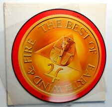 the best of Earth Wind & Fire             picture disc