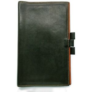 Hermes Diary Cover  Browns Leather 1713427
