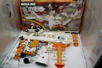 Vintage 1998 Matchbox Mega Rig Powered Space Base Boxed 35854 INCOMPLETE