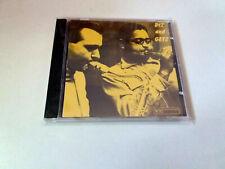 """DIZZY GILLESPIE STAN GETZ """"DIZ AND GETZ"""" CD 9 TRACKS"""