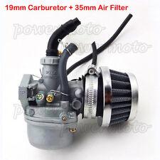 Filtro Aria Carburatore Carb Per Cinese 50 70 90 110 CC PIT ATV QUAD 4 RUOTE