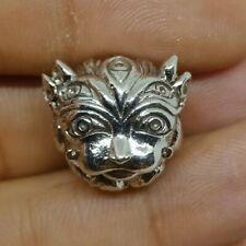 4 Ear 5 Eye Diety  Indra Kruba kam Fun Thai Amulet Lucky Wealth Attract Money