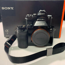 Sony Alpha A7 24.3MP Digital Camera E Mount 35mm Body Only - 7401 Shutter Count
