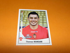 271 THOMAS MANGANI ROCHER AS MONACO LOUIS II PANINI FOOT 2011 FOOTBALL 2010-2011