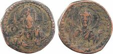 Romain IV et XIe s., follis anonyme, classe G, c.1068 1071 - 20