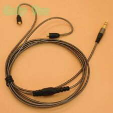 3.5mm Earphone Audio Cable Replacement for Shure Headphone SE215/315/425/535/846