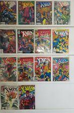 Lot of 14  X-men  Mixed  VINTAGE COMIC COMICS BOOK  (1162)