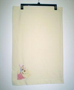 Disney Winnie the Pooh Kanga Roo Kangaroo Soft Fleece Baby Blanket Bedding *W8