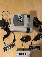 Nintendo Nes Mit 2 Controller Und Spiel Top Zustand