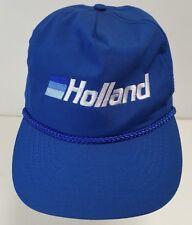 ba3df73e41cda Holanda Azul Real Camionero Sombrero de un tamaño ajustable mezcla de  poliéster y algodón de diapositivas