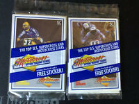 1988 SC Racing Motocross Action Trading cards   Single Pack factory sealed