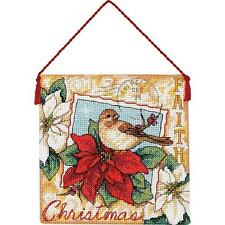 Counted Cross Stitch Kit FAITH ORNAMENT Dimensions Gold Collection