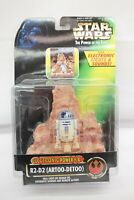 Star Wars R2-D2 Electronic Power F/X Power of the Force Kenner 1996 TY