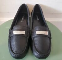 "NWOT Coach Women's Loafers Flats Leather ""Fredrica""Casual Comfort Slip On Sz 6.5"