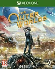 The Outer Worlds | Xbox One | Series X S | Game | New & Sealed