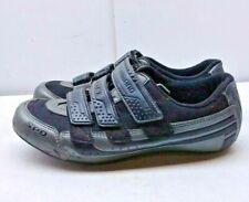 Shimano SPD RT51 2 Bolt Cleats Gray 3-Strap Mountain Cycling Men's Shoes 8.9M 43