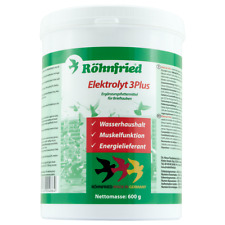 Rohnfried Electrolyt 3 Plus, 3 In 1, Electrlyte, Muscle Function, & Fast Energy.
