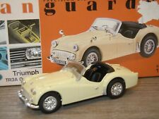 Triumph TR3A Open Top - Vanguards VA47000 - 1:43 in Box *36698