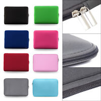 New Laptop Sleeve Case Cover Notebook Pouch For MacBook Air Pro Lenovo Dell Asus