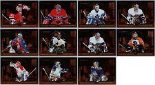 1996-97 DONRUSS CANADIAN ICE LES GARDIENS - PICK SINGLES - FINISH YOUR SET /1500
