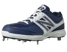 New Balance Men Athletic Shoes MB4040CB Low Cut Metal Baseball Cleats Navy 1615