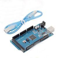 ATmega2560-16AU CH340G MEGA 2560 R3 Board Free USB Cable Compatible to Arduino