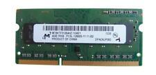 New listing Micron 4 Gb So-Dimm 1600 Mhz Pc3-12800 Ddr3 Sdram Memory (Mt8Ktf51264Hz1G6E1)