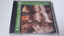 "MATT MOLLOY ""SHADOWS ON STONE"" CD 14 TRACKS COMO NUEVO"