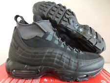 NIKE AIR MAX 95 SNEAKERBOOT BLACK-BLACK-ANTHRACITE SZ 7 [806809-001]