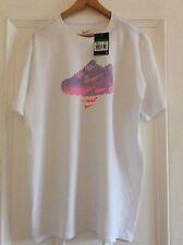 Da Uomo il taglio Atletico Nike Tee Air Max 90 T-shirt taglia XL