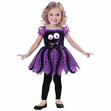 Amscan Cute Itsy Bitsy Spider Kids Halloween Fancy Dress Outfit Child Costume