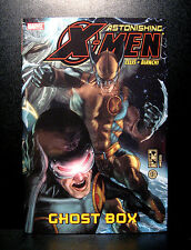 COMICS: Marvel: Astonishing X-Men: Ghost Box hardcover (2009) - (figure)