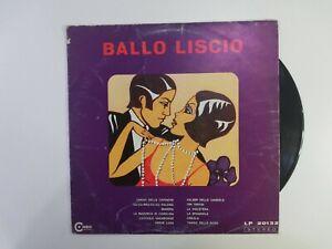 BALLO LISCIO COMBO RECORD LP 20132 VINILE 33 GIRI RI FI 93951 PRIMARY TANGHI