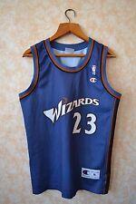 NBA WASHINGTON WIZARDS BASKETBALL SHIRT JERSEY CHAMPION MICHAEL JORDAN #23
