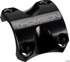 Thomson Replacement X4 Stem Faceplate Bar Clamp 31.8 Black