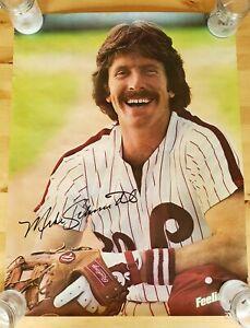Mike Schmidt 7up 19x25in. Poster Original 1980 Philadelphia Phillies MLB VINTAGE