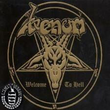 Venom : Welcome to Hell CD (2002) ***NEW***