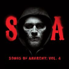 Songs of Anarchy, Vol. 4 (Music from Sons of Anarchy) (NEW CD)