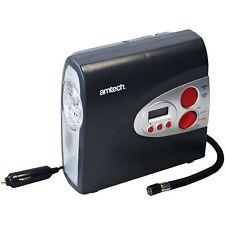 Amtech 12V Digital Air Compressor Portable Inflator Wheel Automotive