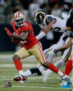 Frank Gore San Francisco 49ers NFL Licensed Unsigned Matte 8x10 Photo E