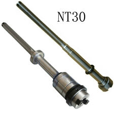 Bridgeport Milling Machine NT30 Spindle Shaft Set + 6207 Bearing Milling Tools