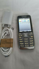 Nokia  E52 - Silber (Ohne Simlock) Smartphone